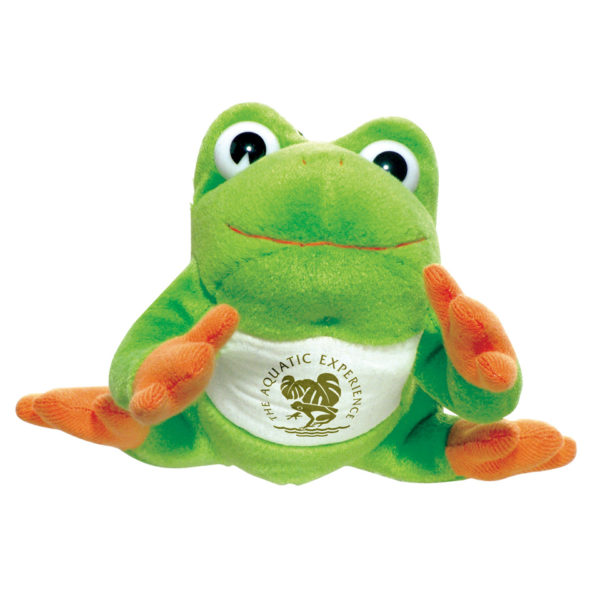 Frog-Soft-Toy