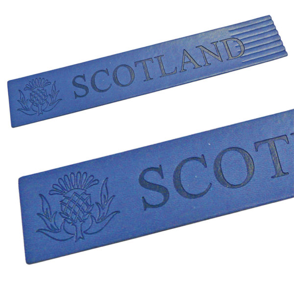 Scottish-Velbond-Bookmark