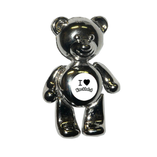 Metal Teddy