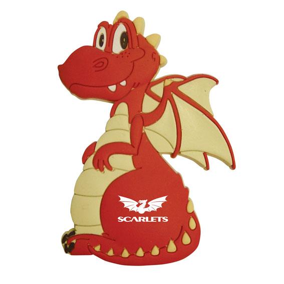 Dragon-PVC-Magnet