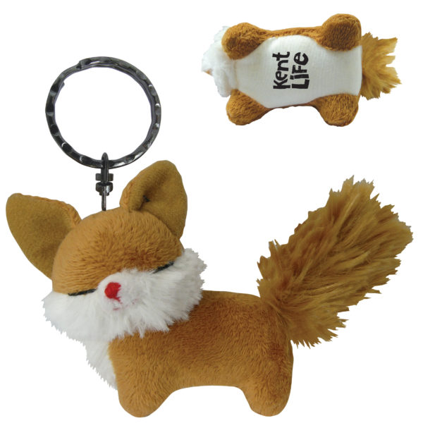 Fox-Soft-Toy-Keyring