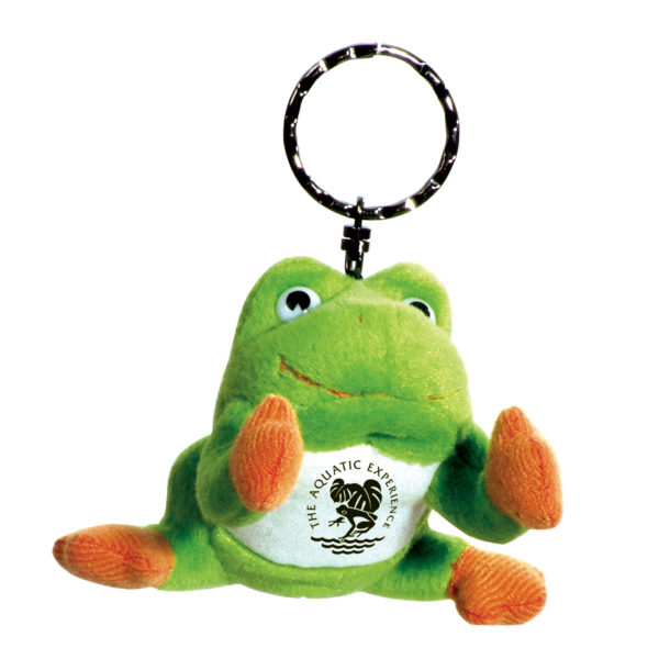 Frog-Soft-Toy-Keyring