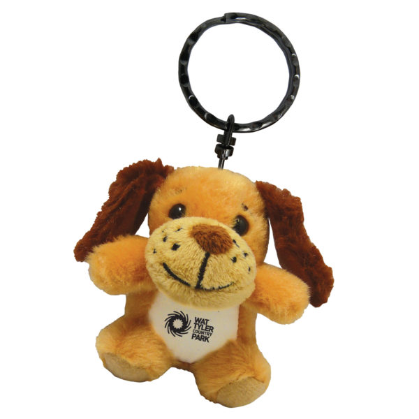 Puppy-Dog-Soft-Toy-Keyring