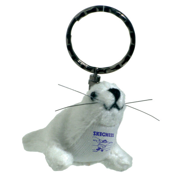 Seal-Soft-Toy-Keyring
