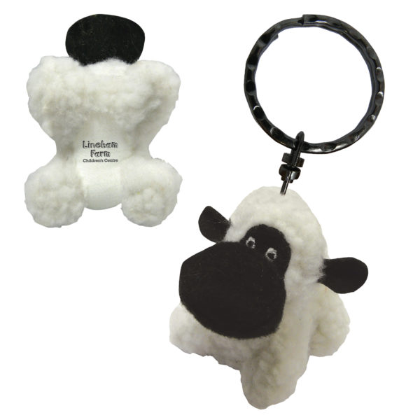 Sheep-Soft-Toy-Keyring