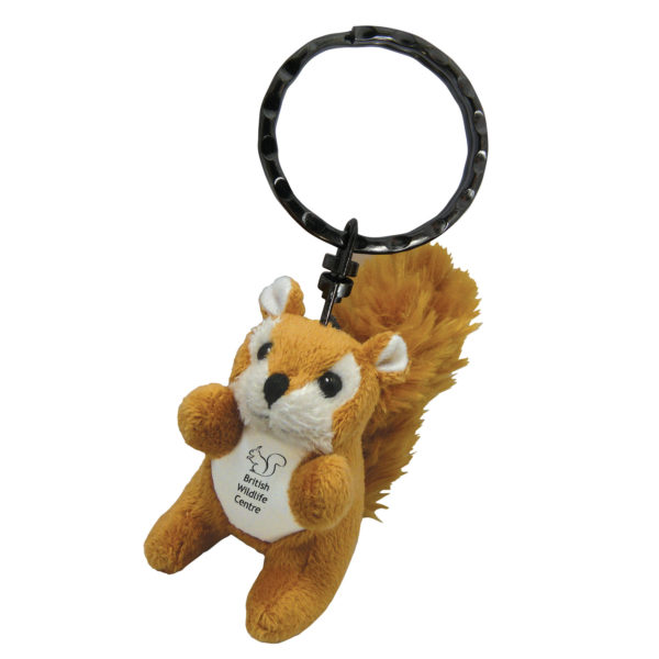 Squirrel-Soft-Toy-Keyring