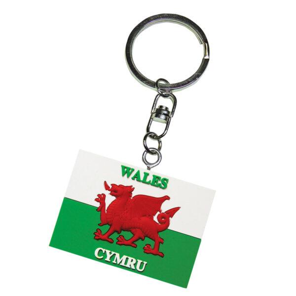 Welsh-PVC-Keyring