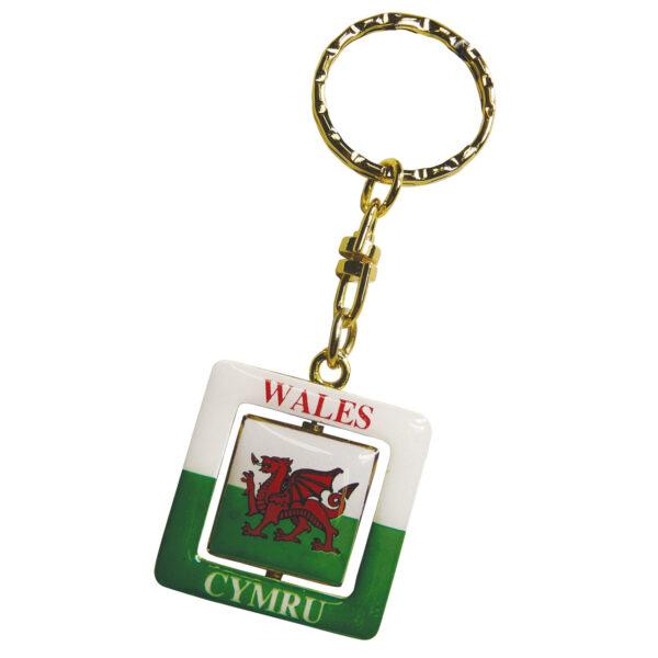 Welsh-Spinning-Keyring