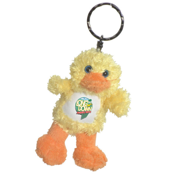Duck-Soft-Toy-Keyring