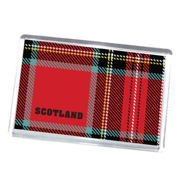 Scottish-Acrylic-Magnet