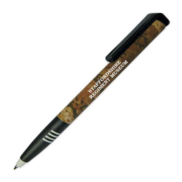 Camo-Grip-Pen