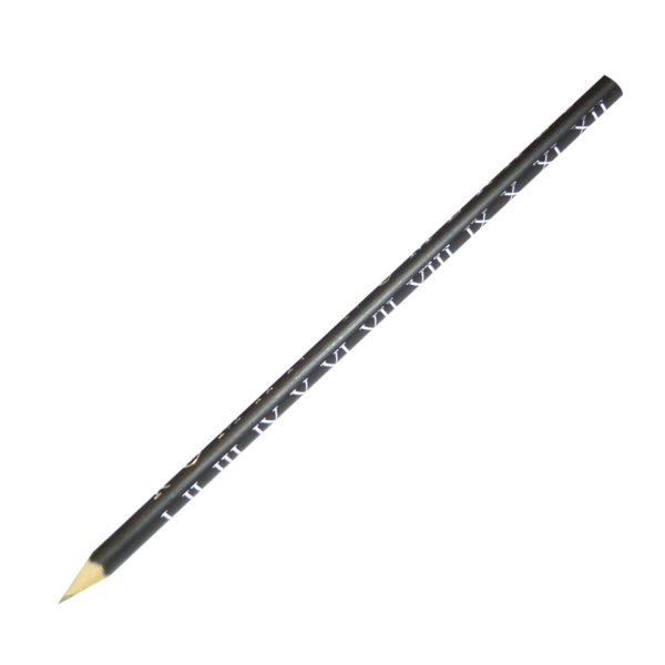 Roman Numeral Pencil