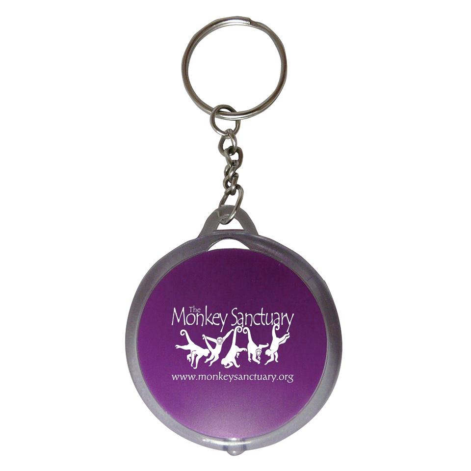 Orbit-Keyring-Purple