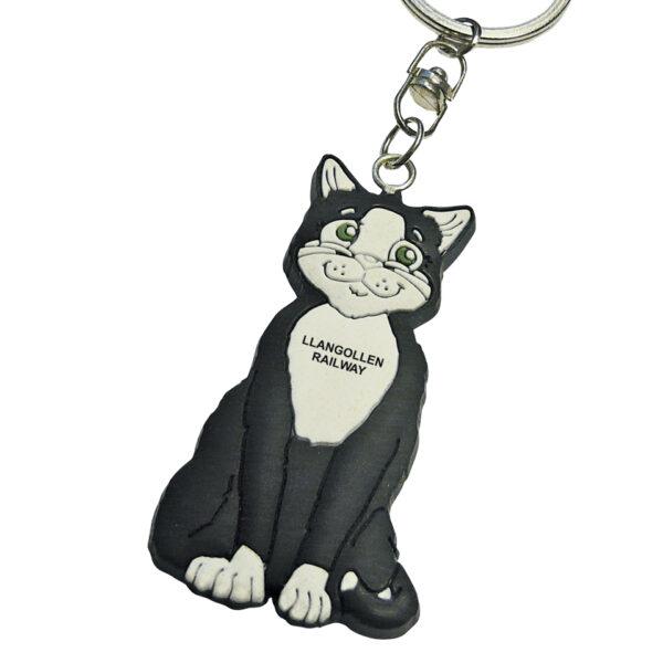 PVC-Keyring-Cat