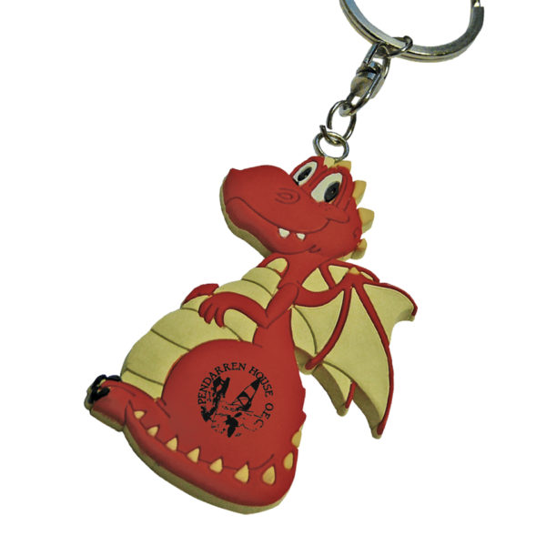PVC-Keyring-Dragon