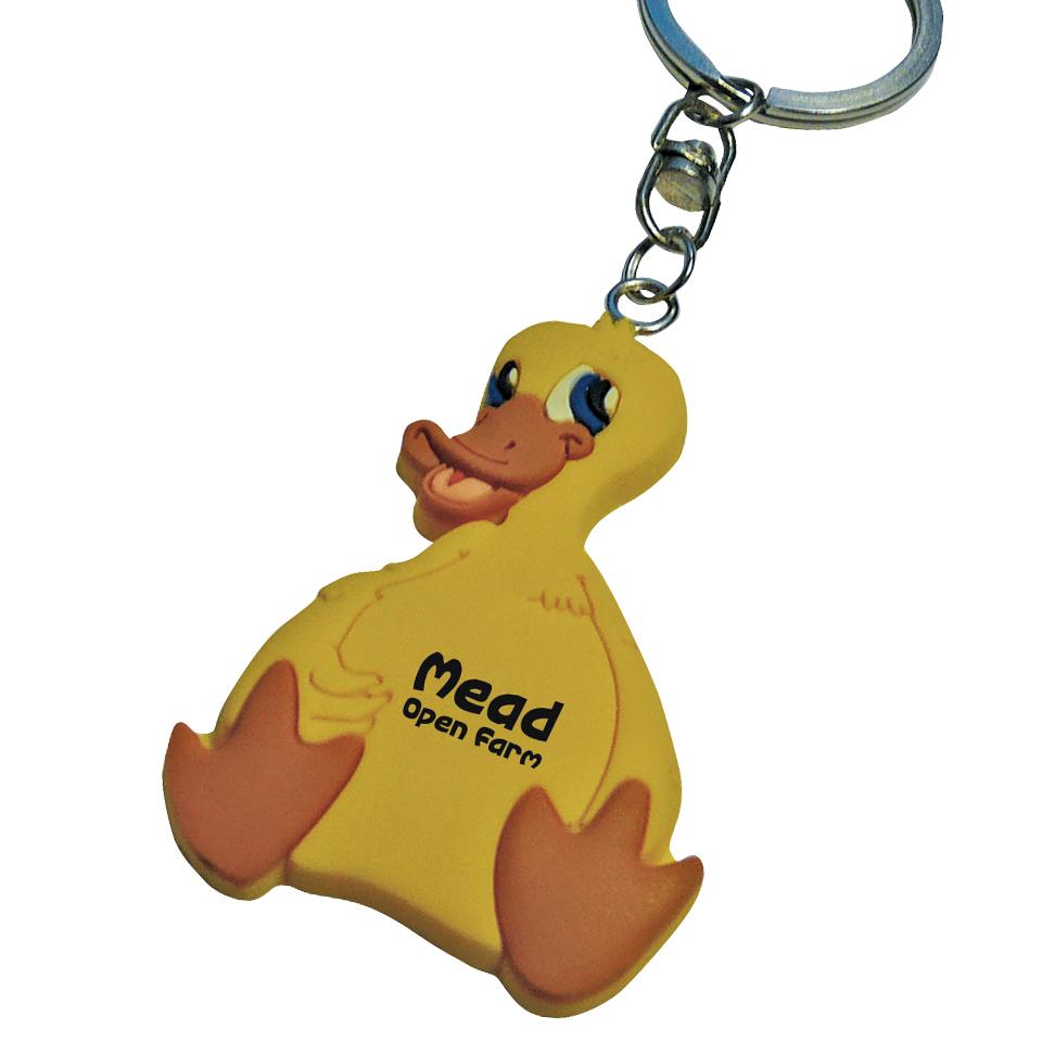 PVC-Keyring-Duck