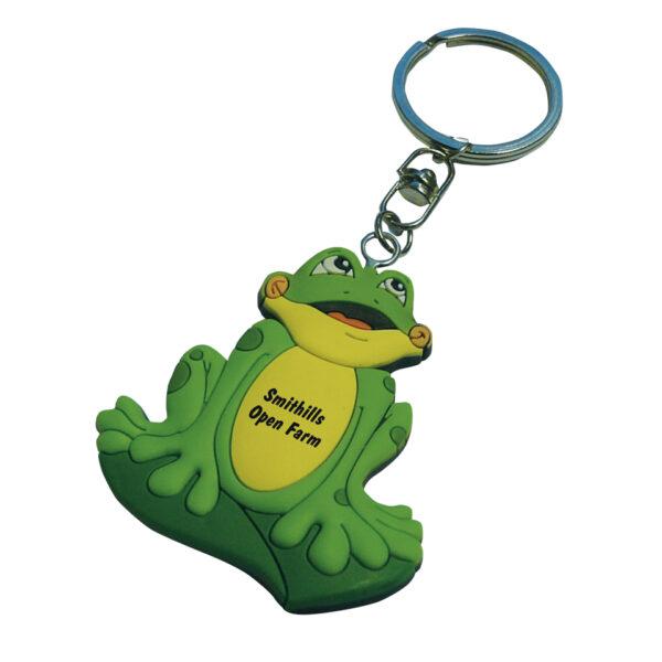 PVC-Keyring-Frog