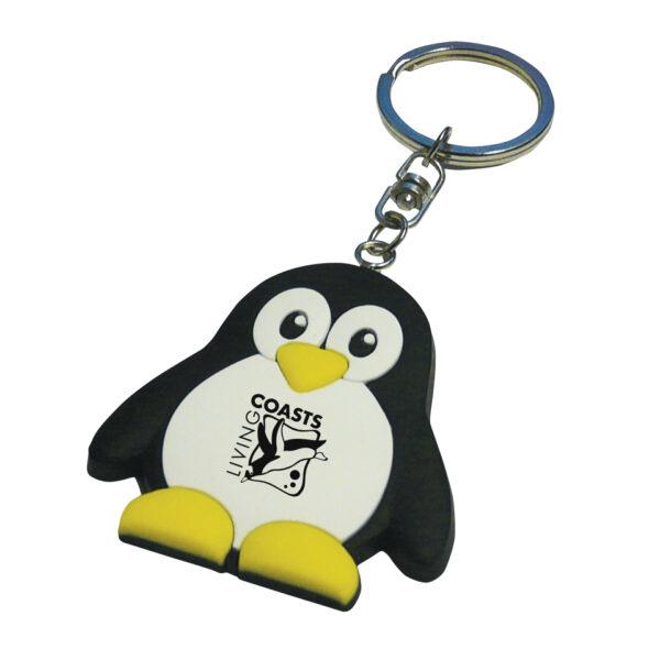 PVC-Keyring-Penguin