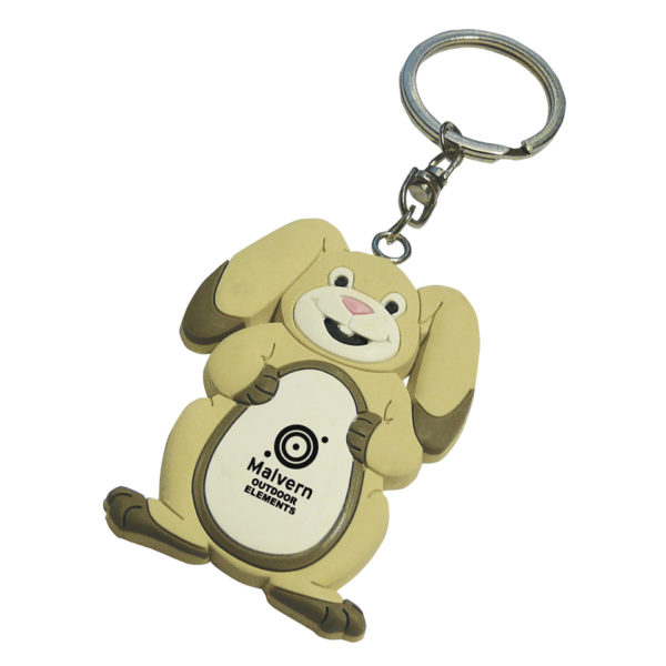 PVC-Keyring-Rabbit