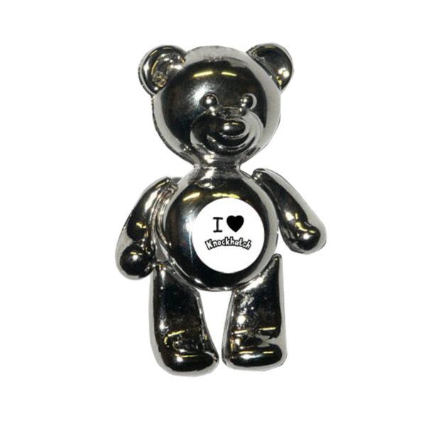 Metal Teddy