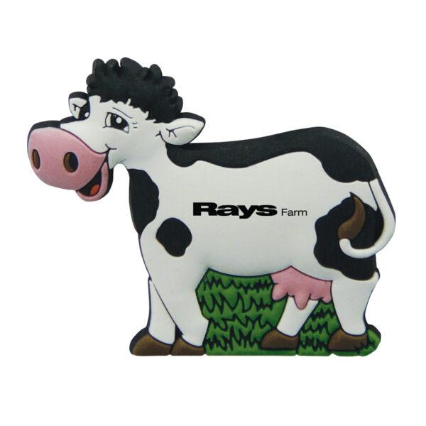 PVC-Magnet-Cow