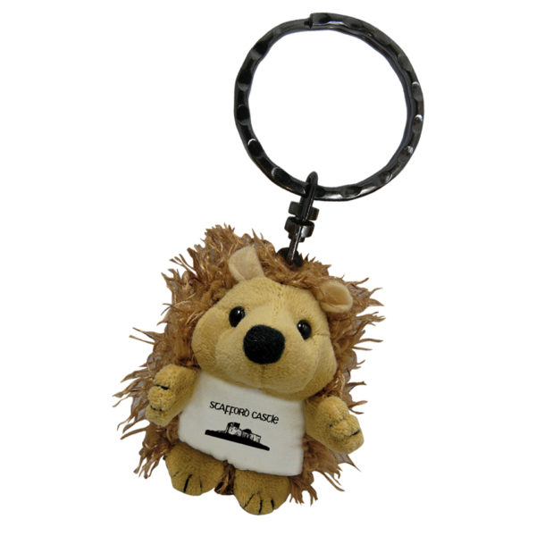 Soft-Toy-Keyring-Hedgehog
